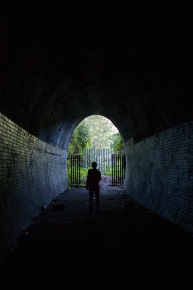 04/07/2015 Helensburgh Tunnel